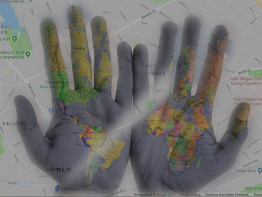 Fekete Google Maps - amikor fekete egy térkép a honlapon