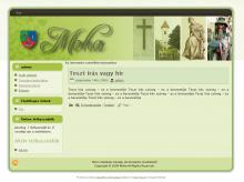 Moha község honlapja - GevaPC Drupal honlap készítés és Drupal smink