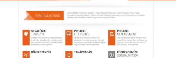 Hungaroconsulting Kft honlapja