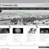 3C Távközlési Kft. honlapja