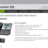 http://new.3ctelecom.hu - belső oldal