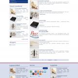 BestMedical termék lista - GevaPC honlap és smink