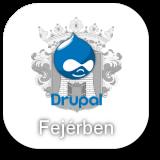 Drupal Fejér megyében - honlapok, amelyek tulajdonosuk szerint Fejér megyeiek