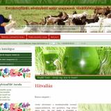Kecsketejfürdő - GevaPC drupal smink