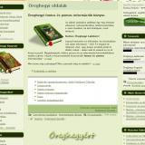 Öreghegyért Egyesület honlapja - öreghegyi könyv