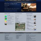 Radics-Ferron Kft honlap nyitóoldal