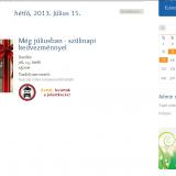 TURBO Autósiskola honlap - Jelentkezéshez lezárt tanfolyam oldala