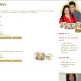 Kriszti és Laci esküvő --- Vendégkönyv