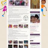 Jótékonysági árverés honlap - a honlap tulajdonos bemutatkozása